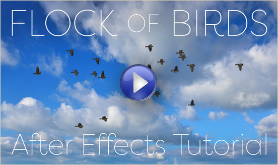 Flocks for After Effects