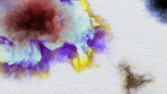 Ink Bleed Effect made in After Effects