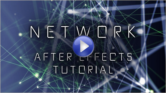 Network Tutorial for After Effects